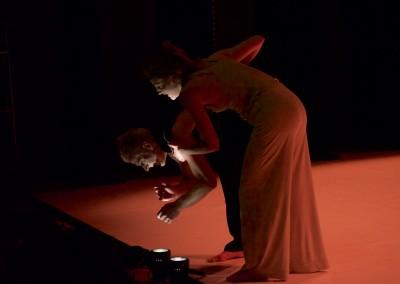 DANCE PROJECT Spettacolo Narciso_Io, Marta Bevilacqua -Arearea