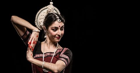 Workshop di danza Odissi